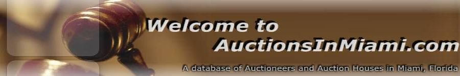 Auctions In Miami .com